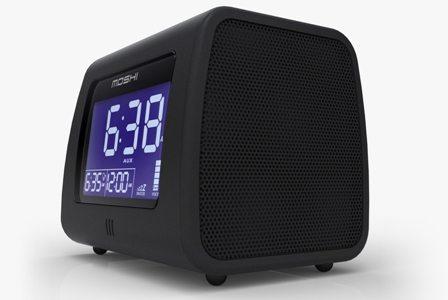 Moshi Announces Availability of Voice Control Digital Clock Radio 3