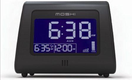 Moshi Announces Availability of Voice Control Digital Clock Radio