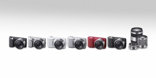 Sony Announces two new DSLRs, the NEX-5 and NEX-3 4