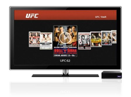 UFC_ Fights Live on ROKU Starting with UFC 114- RAMPAGE vs EVANS
