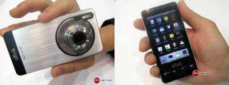 Altek Leo Is A Camera With An Android OS