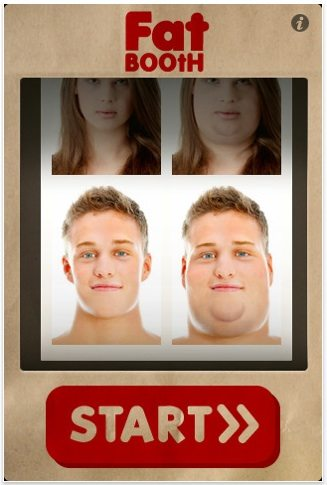 Fatbooth iPhone App Sky Rockets To Bestseller