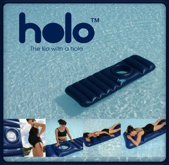 Holo- Swimming Pool Raft for the Pregnant Woman