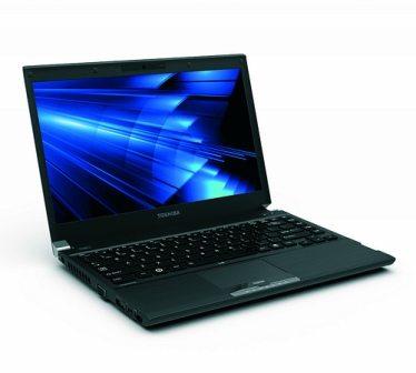 Toshiba Portégé_ R700 -World_s Lightest 13.3-Inch Laptop