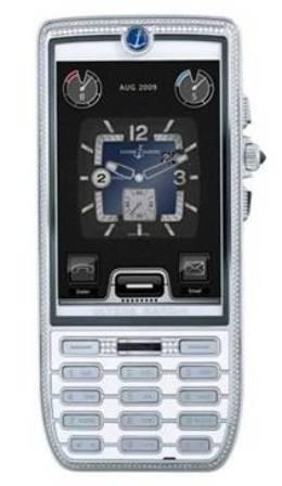 Ulysse Nardin Unveils the $129k Chairman Diamond Edition Smartphone