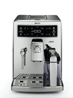 Xelsis Digital ID SLX 8870 MS Coffee Maker Uses Fingerprint Biometrics For Personal Taste ID