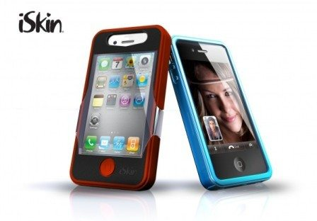 iSkin Protection for iPhone 4