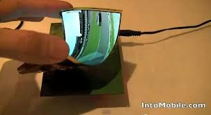 unbreakable, bendable Smartphone screen