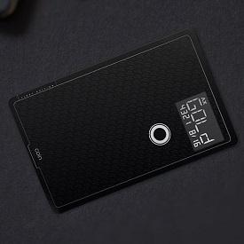 Coin digital/virtual wallet