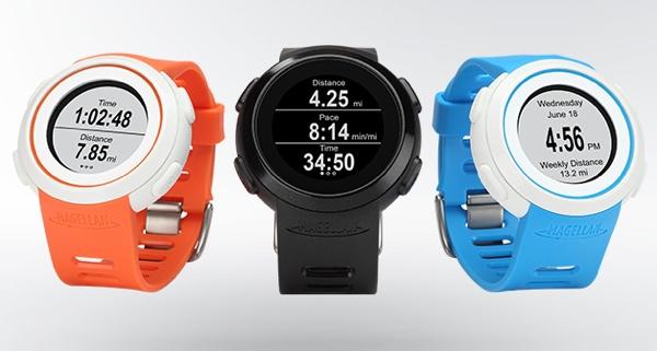 Echo Runner's Smartwatch 4