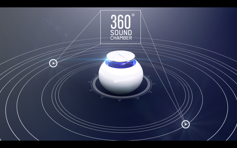 TEGO Audio CERA Portable Speaker 5