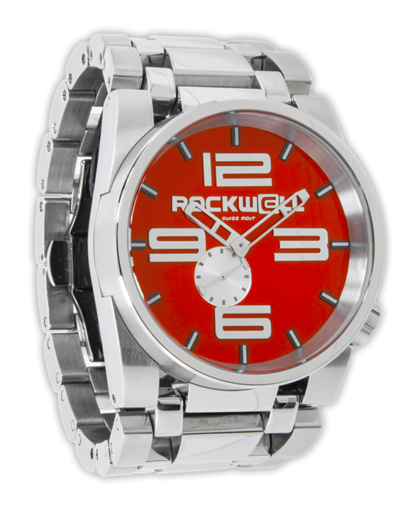 Rockwell 50mm Silver Ceramic 4