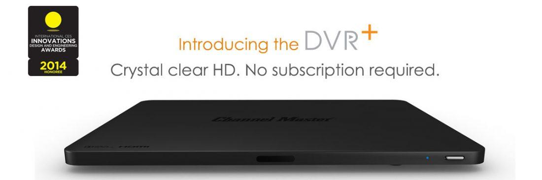 Channel Master DVR Plus 9