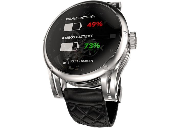 Kairos Smartwatch Hybrid