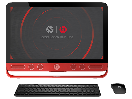 HP Dre Beats Special Edition All-In-One