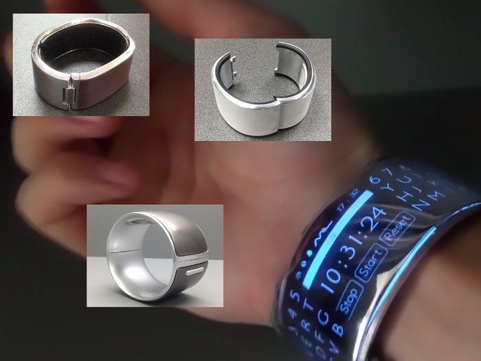 Kairos Smartwatch Hybrid 3