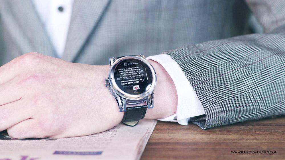 Kairos Smartwatch Hybrid 7