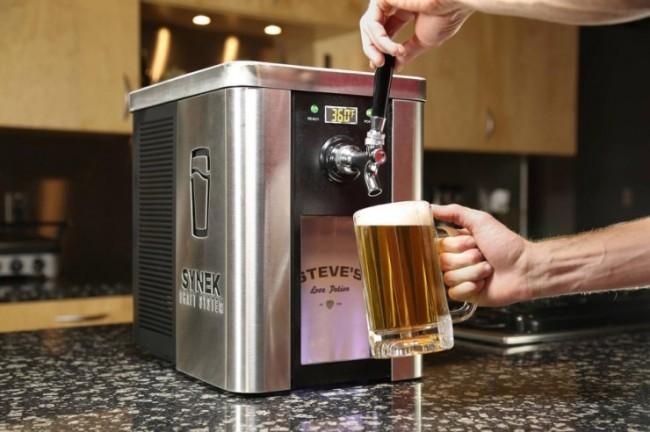 SYNEK Draft Beer Countertop System