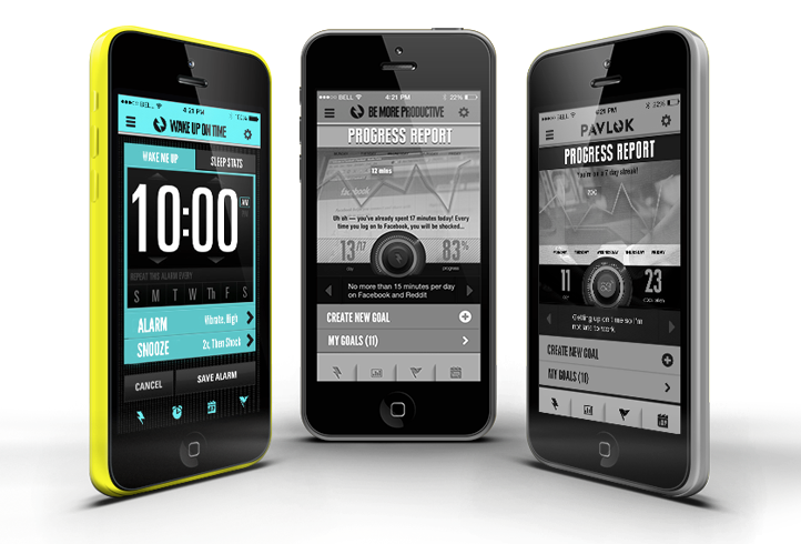 Pavlock App