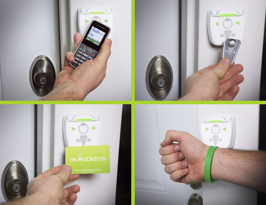 Okidokeys Smart Lock 2