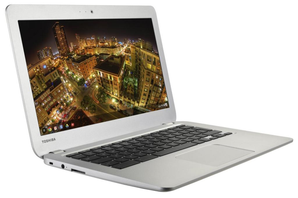 Toshiba Chromebook 2 is fast