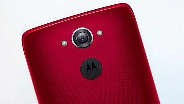 Motorola DROID Turbo has 21 mp camera