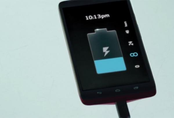 Motorola Droid Turbo has 48 hour battery