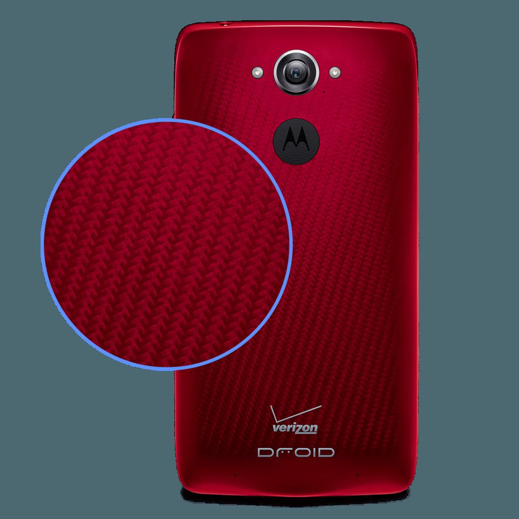 Motorola Droid Turbo has ballistic nylon