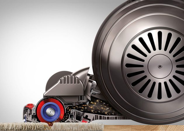 Dyson Cinetic Science Vacuums are filter maintenance free