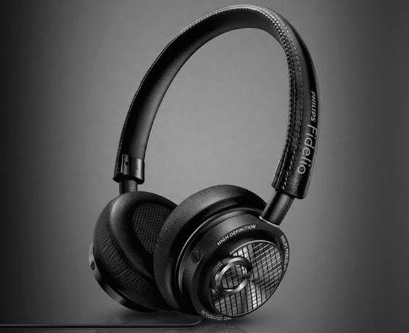 Philips Fidelio NC1L Headphones will compete with Beats