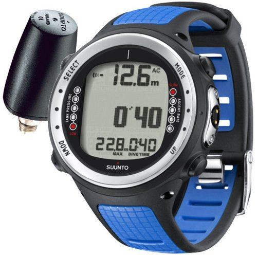 SUUNTO D4i Watch has a sleek look