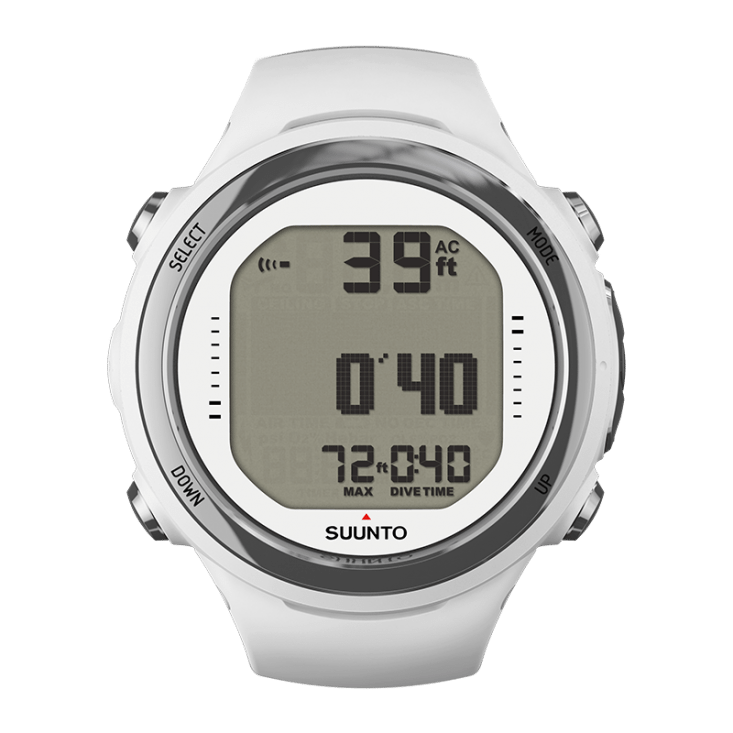 Suunto D4i Dive Watch has a lot of built-in technology
