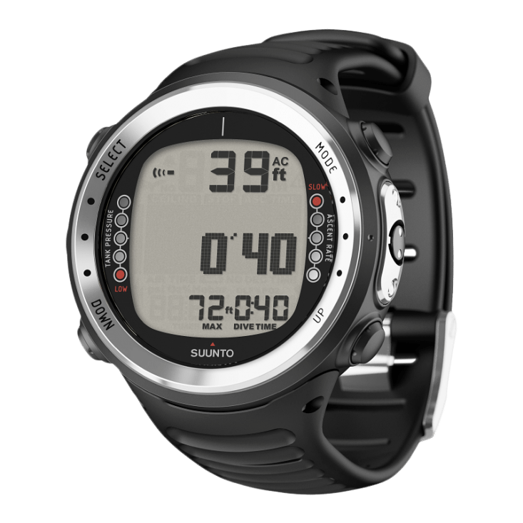 Suunto D4i Dive Watch is elegant