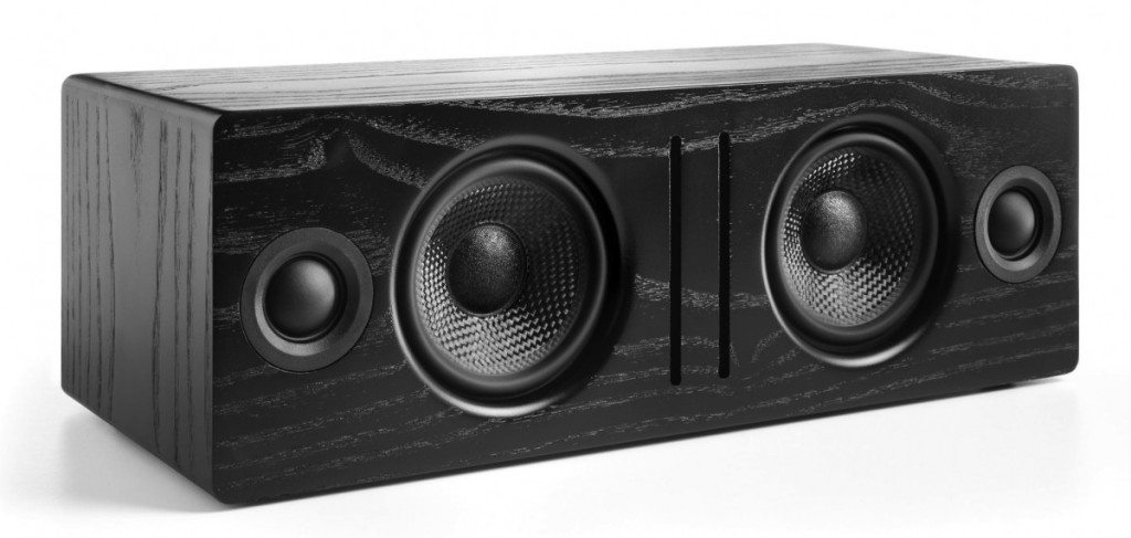 Audioengine B2 measures 4-by-12-by-5.3-inch