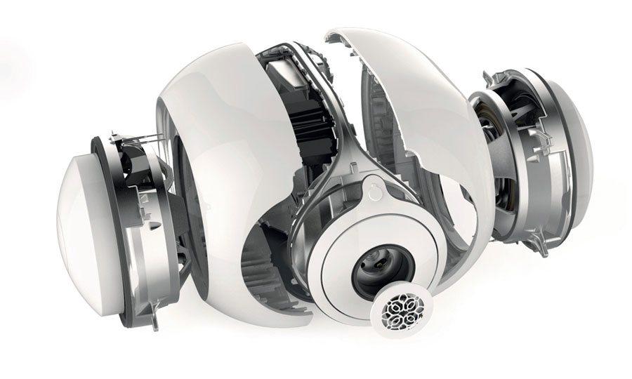 Devialet Phantom Speaker has a 800MHz dual-core ARM Cortex processor