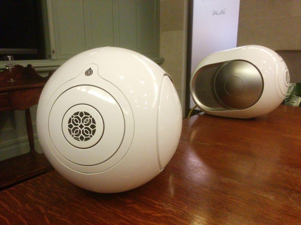 Devialet Phantom Speaker delivers 99 to 105 dBPSI