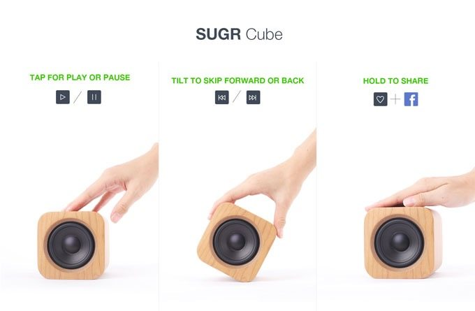 Sugr Cube delivers great sound quality