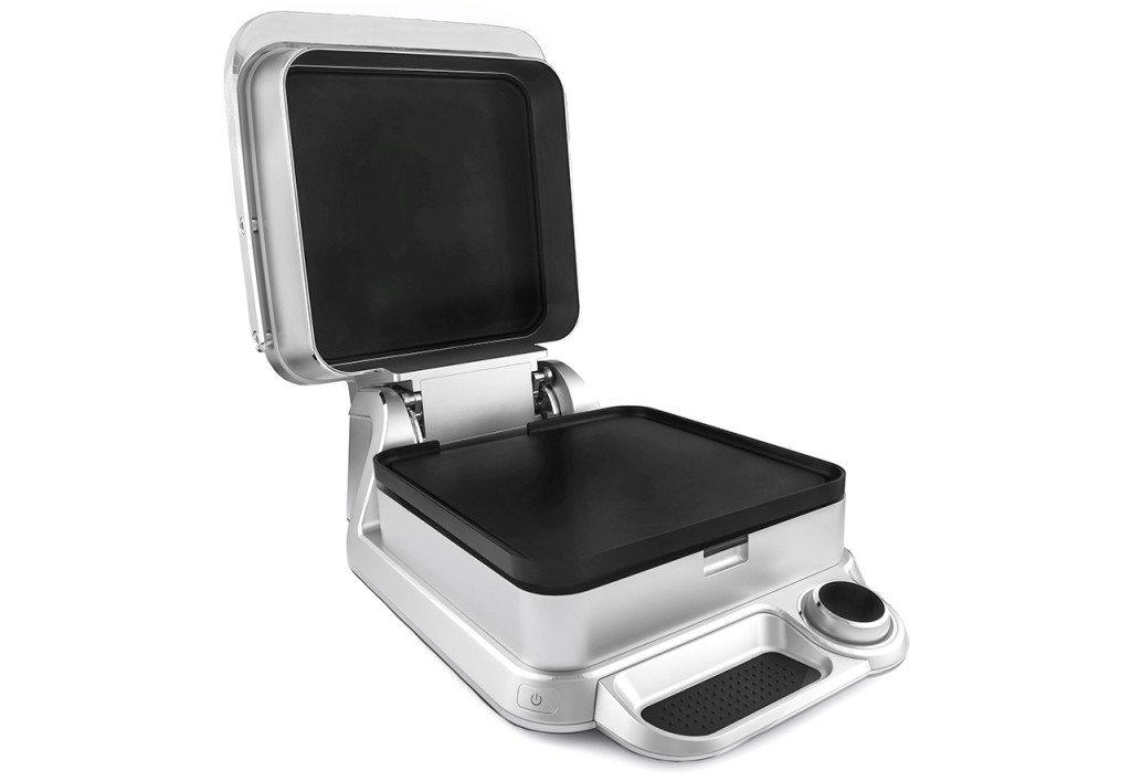 Cinder Sensing Cooker keeps food hot