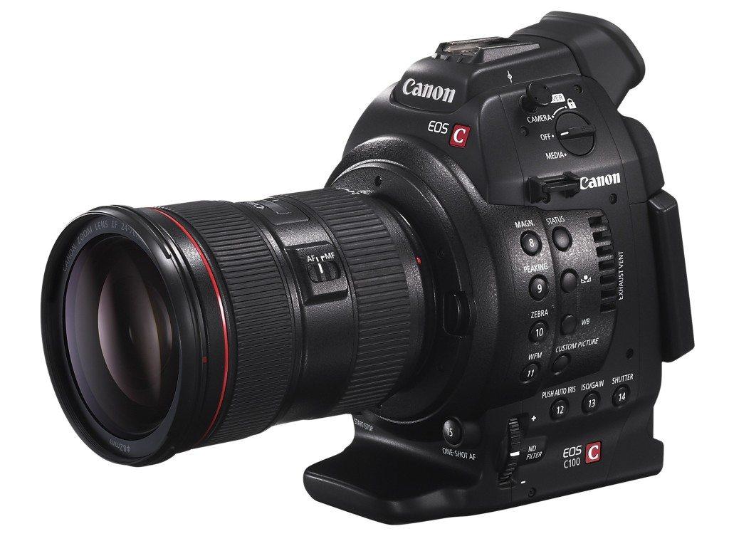 Canon XC10 is hybrid camera