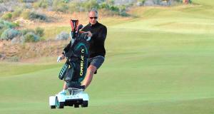 GolfBoard glides