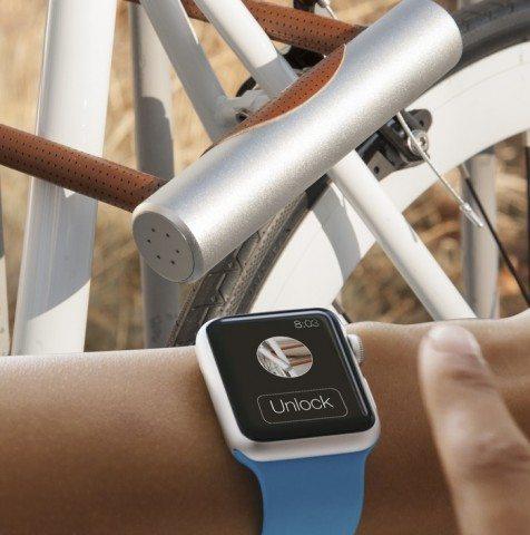 Noke U-Lock has GPS