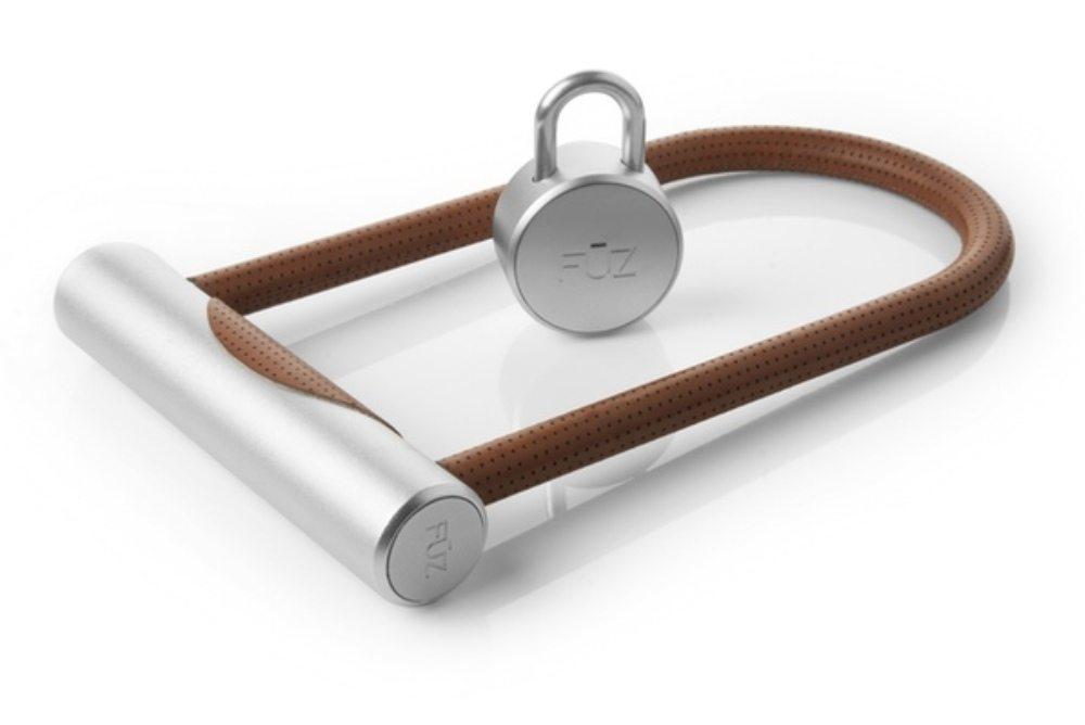 Noke U-lock has bluetooth
