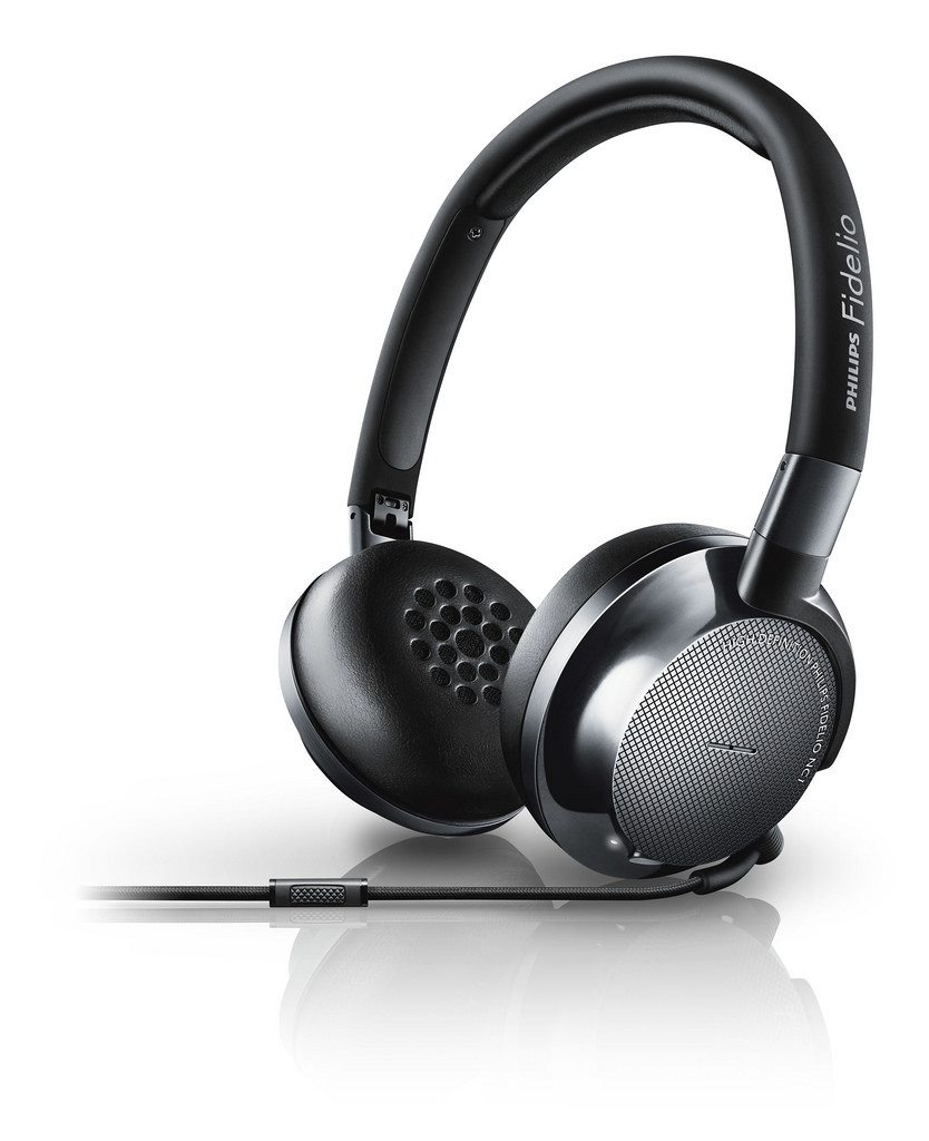Philips Fidelio NC1 are premium headphones