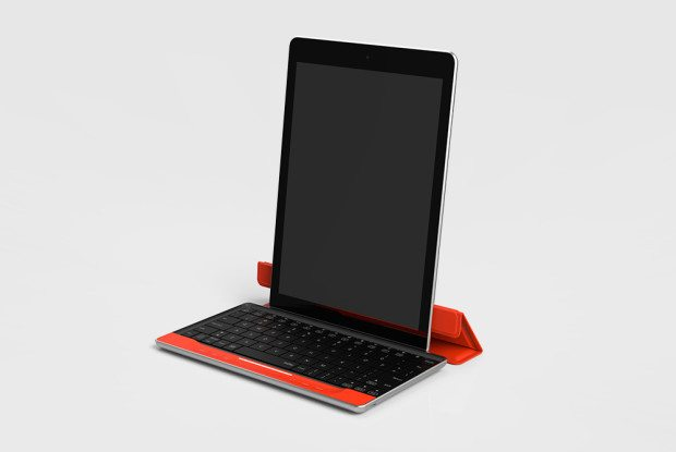 Moky Keyboard is a keyboard and mouse for tablets