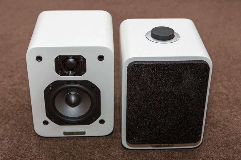 Ruark MR1 sound deep and awesome