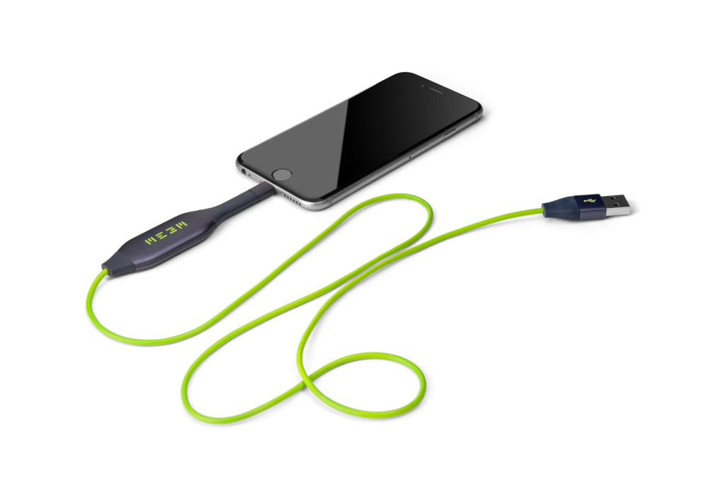 MEEM Smartphone Cable Backup is plug-and-play