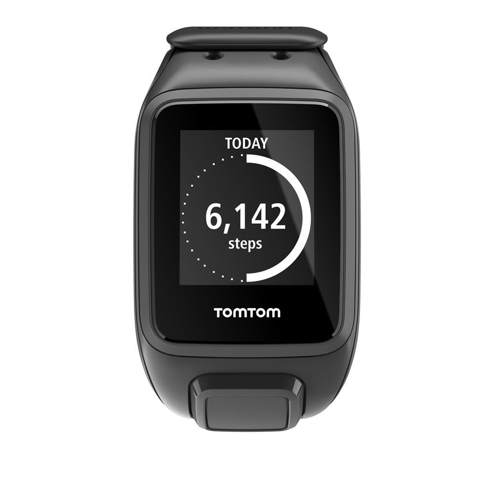 TomTom Spark Cardio Plus Music is comfortable size