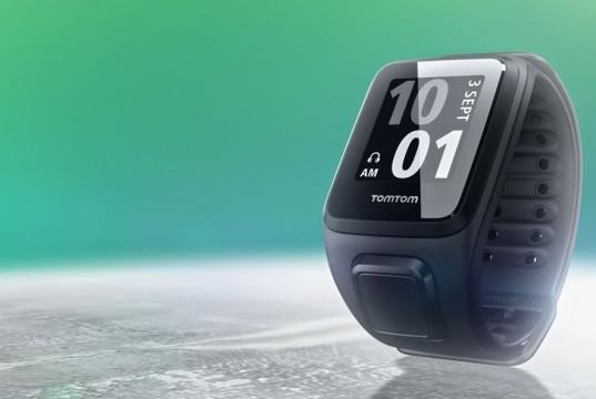 TomTom Spark Cardio Plus Music has GPS