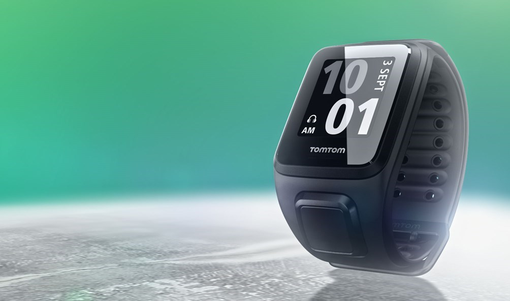 TomTom Spark Cardio Plus Music has GPS