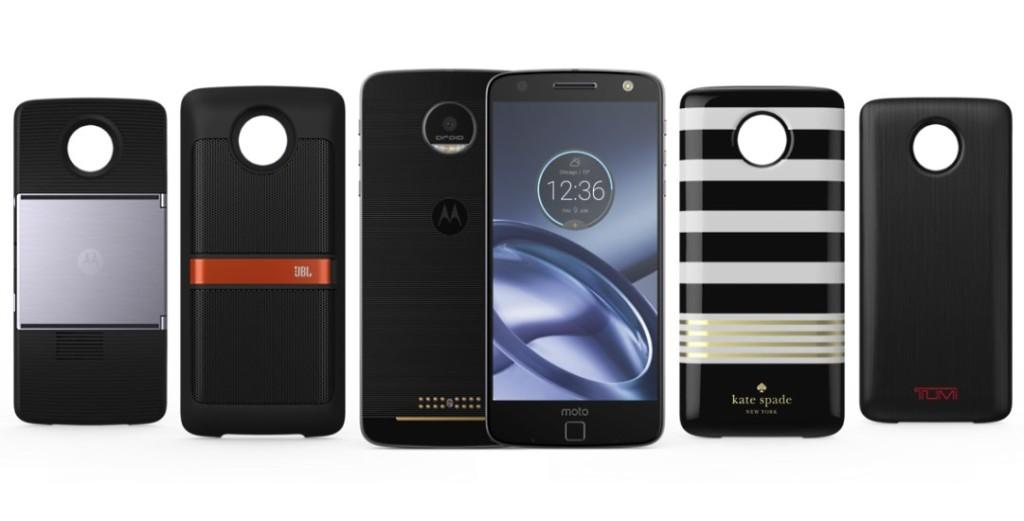 Motorola Moto Z mods are cool